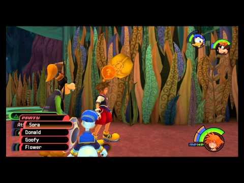 Kingdom Hearts: 1.5 HD Remix [Wonderland] Proving Alice's innocence