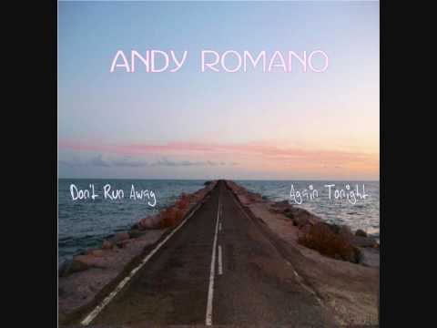 ANDY ROMANO-DON'T RUN AWAY (extended version)