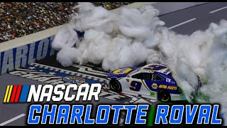Wrecks, spins and Chase Elliott wins: Stop Motion NASCAR from the Roval