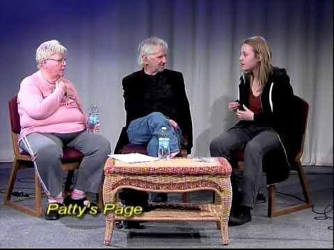 Pattys Page  Guest: Addison Agen