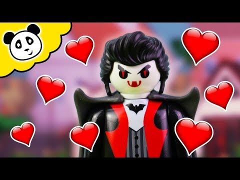 Locke der Vampir - Locke ist verliebt! - Playmobil Film