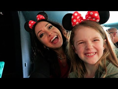 Surprising The Kids Were Going To Disney Youtube