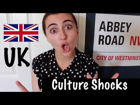 England Culture Shocks! | Exchange Advice #4