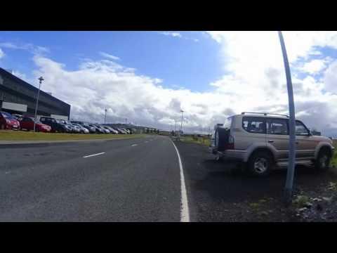 University of Iceland campus walk