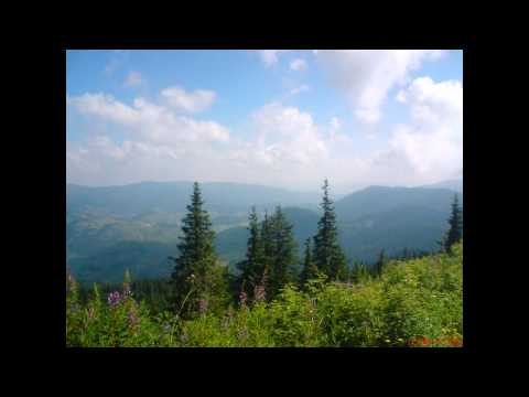 Hiking in Bulgaria - Rhodope mountains - peak Perelik