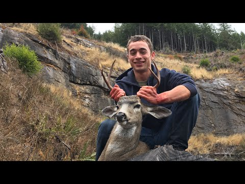 Oregon Coast Blacktail Hunt