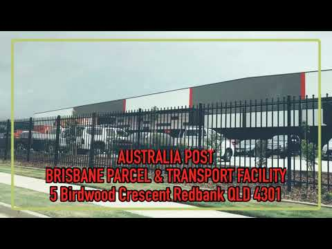 AUSTRALIA POST - BRISBANE PARCEL FACILITY