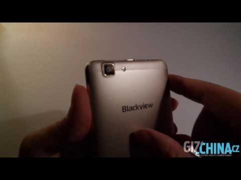 Unboxing: Blackview A8
