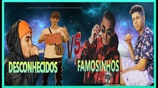 Download lagu MC'S DESCONHECIDOS BATENDO NOS FAMOSINHOS NA BDA