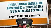 HP Envy Photo 7800 | 7100 | 6200 Series Printers
