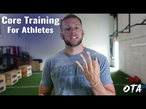 Core Training For Athletes | Overtime Athletes