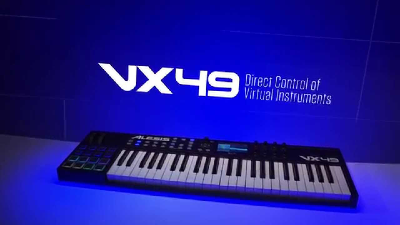 ALESIS VX49 DRIVER FOR WINDOWS 7