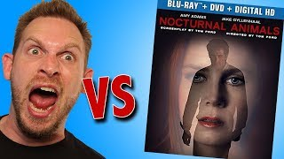 Nocturnal Animals Blu-Ray Unboxing