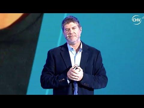 James Hamilton nos enseña a enfrentar el abuso en Inspiradores CHV