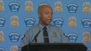 Chief Arradondo Announces MPD Will Withdraw Negotiations From Police Union Contract