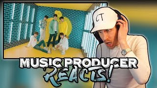 Music Producer Reacts to TXT - Crown (DEBUT SONG!!)