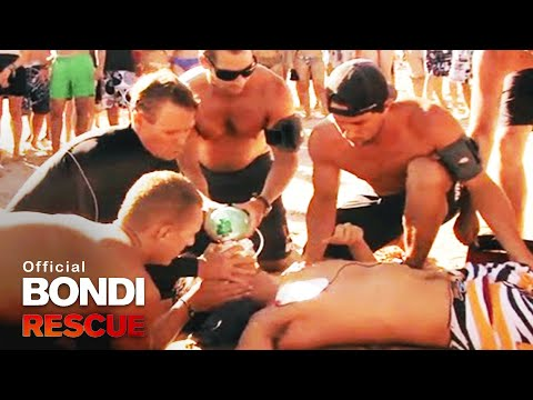 Bondi Lifeguards resuscitate Korean tourist, Ryan Kim