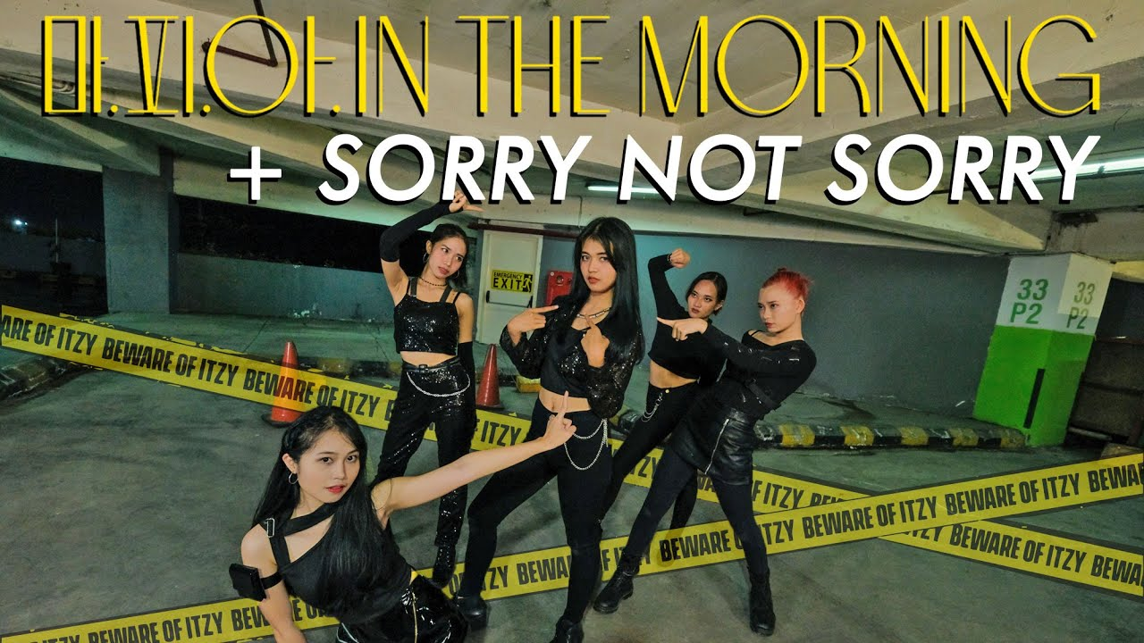 """【XP】ITZY _ """"Sorry Not Sorry"""" + """"마.피.아. In the morning"""" DANCE COVER from INDONESIA"""