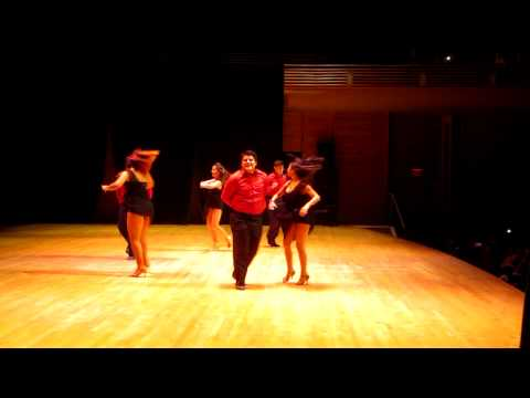 Latin Dance at the Music Center at Strathmore