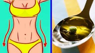 Что произойдёт с телом, если пить оливковое масло натощак? Всего одна ложка утром.