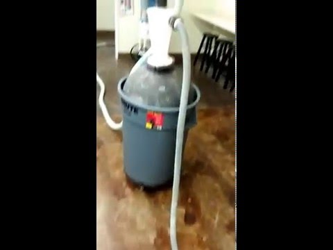 DIY 3 stage dust collector
