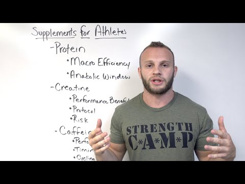 Best Supplements for Athletes | Overtime Athletes