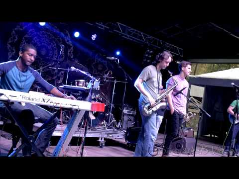 The Funky Knuckles - 1hr. LIVE Set @ Bear Creek Music Festival - 11/13/2014