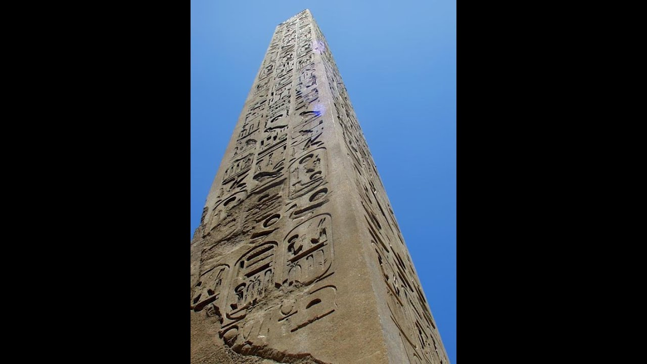 Ancient Egypt Obelisks