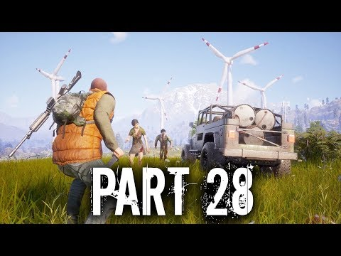 State of Decay 2 Gameplay Walkthrough Part 28 - TURNING HOSTILE