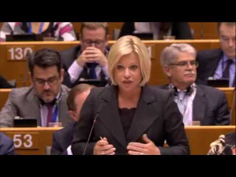EU Parliament debate on the Brexit - Full - original audio