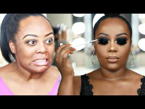If You Struggle With BLACK Smokey Eyes, Watch This Tutorial...