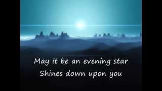 Download ♫  Enya - May it be ( lyrics ) ♫ Mp3 and Videos