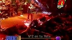 """LOS FABULOSOS CADILLACS """"NRO. 2 EN TU LISTA"""" + """"CONTRABANDO DE AMOR"""" @ Estadio Obras 01/09/2000"""