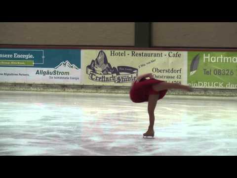 Midori Ito - Oberstdorf 2013