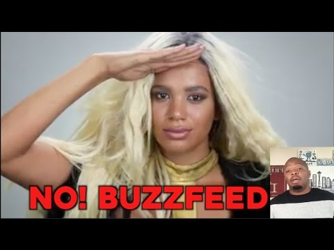 "Buzzfeed ""Tries"" To Recreate Iconic Beyonce Looks"