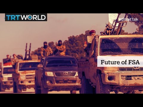 What does the future hold for the Free Syrian Army?