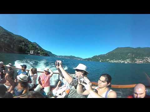 Lake Como Boating 2016