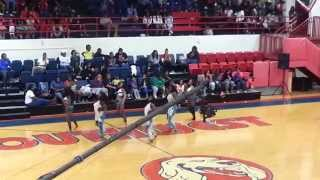 Repeat youtube video Diva Time,  Prancing Tigerettes,  Dancing Dolls Stand Battle