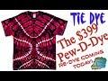 Tie Dye: The Pew-D-Dye [Liquid Dye]