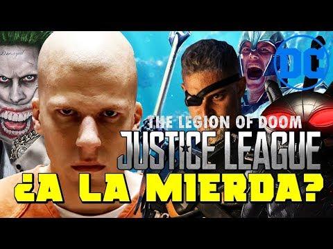 LEGION OF DOOM - ¿A LA MIERDA? - ÉPICOS VILLANOS - JOKER - AQUAMAN - ORM - BLACK MANTA