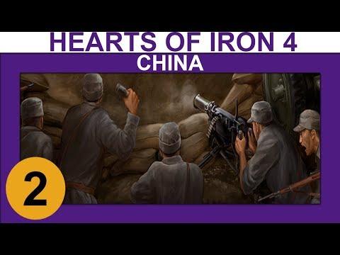 Hearts of Iron 4: Waking the Tiger - China - Ep 2