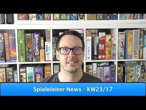 Spieleleiter-News - KW23/17