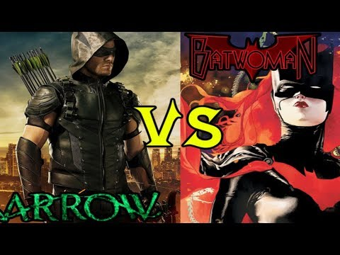 Batwoman & Gotham City Are Coming To The Arrowverse