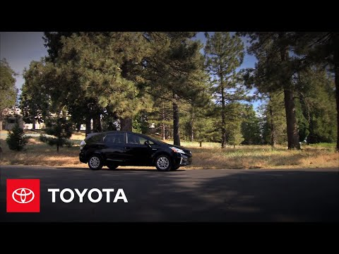 Prius v How-To: Electronic Brake-force Distribution | 2012 Prius v | Toyota
