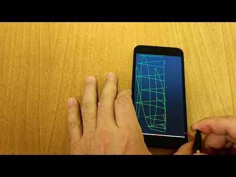 Как размагнитить экран телефона