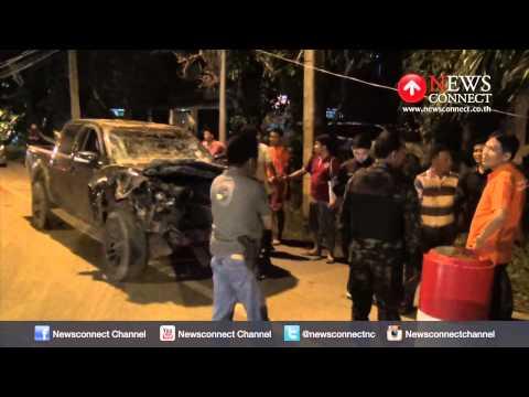 บึ้มใต้อีก!!คนร้ายลอบวางระเบิดรถทหารที่ปัตตานี เจ็บ 3 นาย : NewsConnect Channel