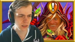 This Maniac Plays Quest Rogue In A Tournament Qualifier