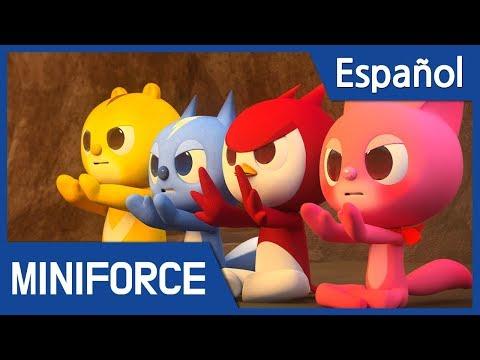 (Español Latino) MINIFORCE Capítulo 20 - EL MAESTRO DE KUNG FU, CHO 2