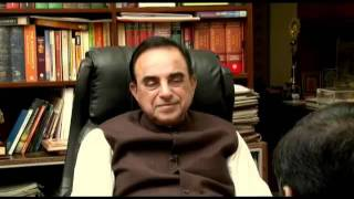 Subramanian Swamy exposes Sonia Gandhi in Chauthi Duniya Interview (हिंदी)