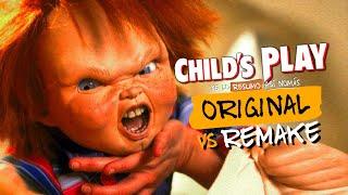 Chucky (1988) vs Chucky (2019) | #OriginalVsRemake